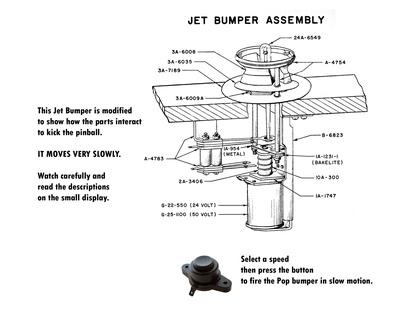 Slow Pop Bumper Instructions