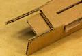 Cardboard Pinball Pop Target instructions