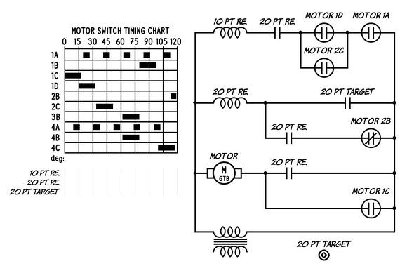 20 Point Circuit Schematic Diagram