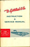 Gottlieb Instruction & Service Manual