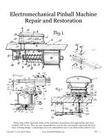 Electromechanical Pinball Machine Repair and Restoration