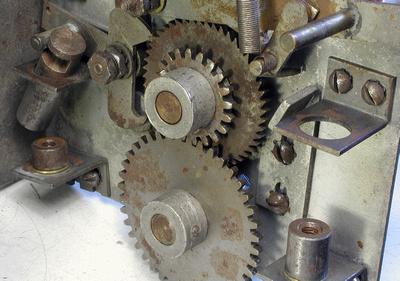 Projection Unit Detail