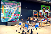 The Art and Science of Pinball Exhibit