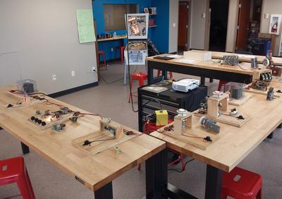 Pinball Engineering Workshop