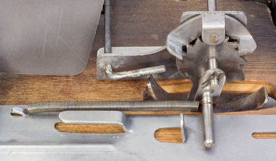 Installing the RWS14 Escapement Ratchet Spring