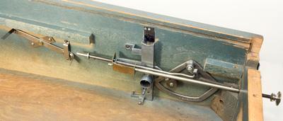 Elevator mechanism (unlocked)