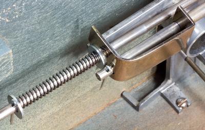Coupling Mechanism detail