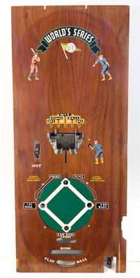 Playfield without the Wooden Frame