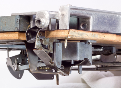 611 Non-Tilt Housing mounted under the RWS7 Plunger Casting