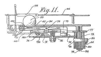 Patent Illustration of the Field Bumper