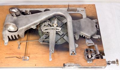 RWS1 Main Trough installed
