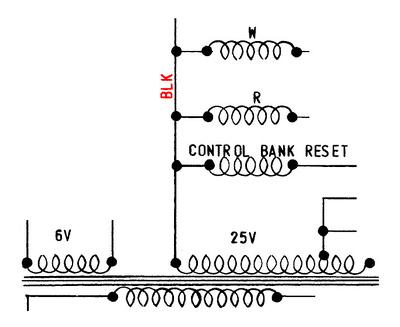 BLK (black) wire example