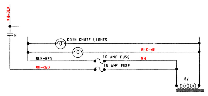Lighting circuit example