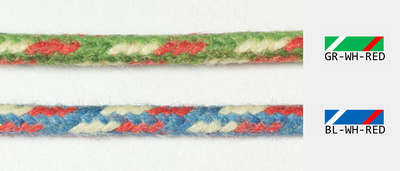 Dual Tracer wire colors
