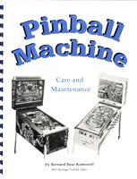 Pinball Machine Care and Maintenance