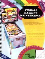 Pinball Machine Maintenance