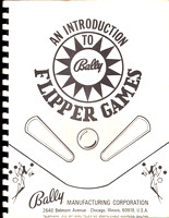 An Introduction To Bally Flipper Games